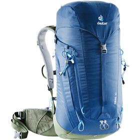Deuter Trail 30 Backpack Herr steel/khaki
